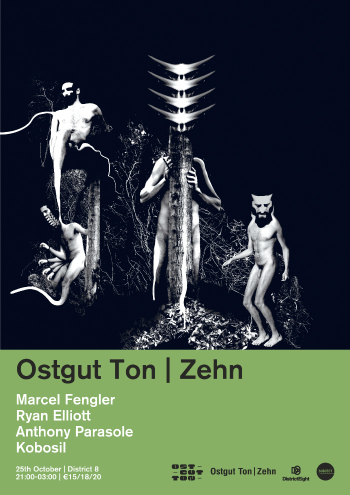 Ostgut Ton | Zehn | District 8